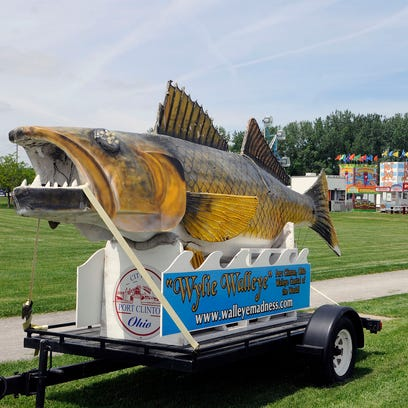 A recent study found that the annual Walleye Festival