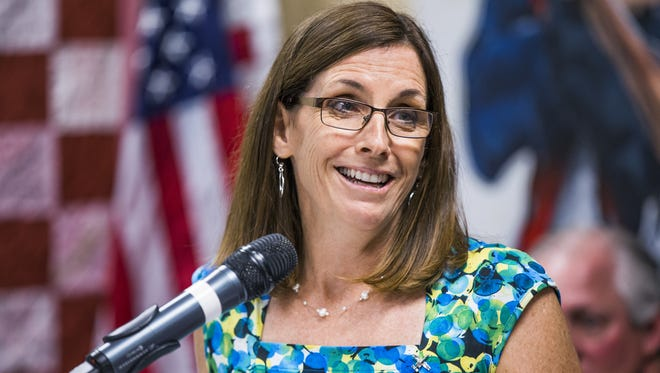 U.S. Rep. Martha McSally, R-Ariz.