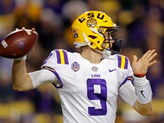 It was Rice, but LSU's offense got its 'mojo back' in 42-10 win, said Nick Brossette