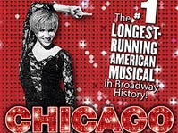CHICAGO!  Broadway Series at Hammons Hall