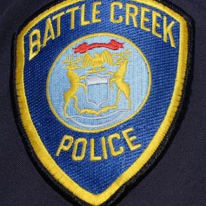 Battle Creek Police Department patch