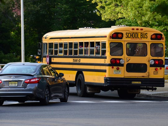 One of two bus companies that overlooked children left