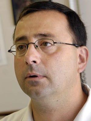 Dr. Larry Nassar, D.O.