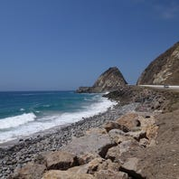 Another PCH accident injures 1 south of Mugu Rock