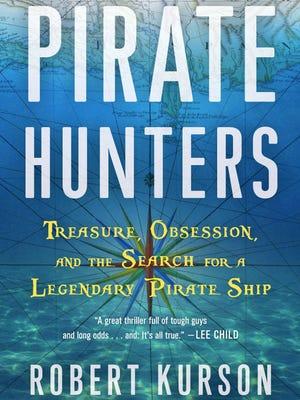 """""""Pirate Hunters"""" by Robert Kurson"""
