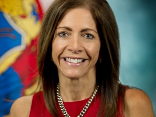 New Jersey First Lady Tammy Murphy will bethe special