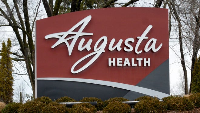 Augusta Health in Fishersville.