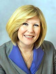Clara Maass Medical Center CEO Mary Ellen Clyne