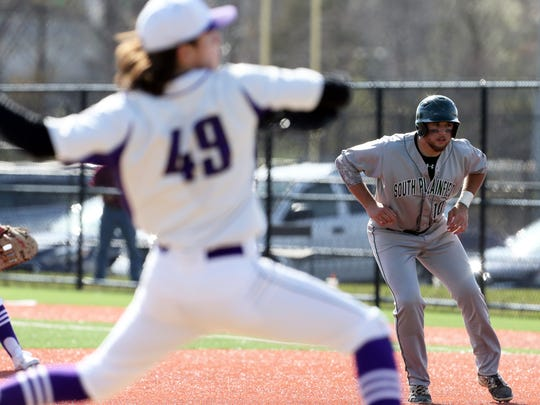 South Plainfield at Old Bridge baseball game held on