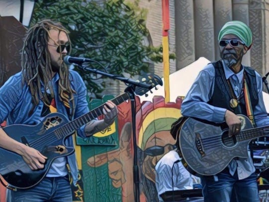 Local reggae performer Kaleb Brown will host his album-release party at the Alibi Room in Ocean City on Thursday, April 19. The $15 admission includes a copy of the CD and a Jamaican food buffet; doors open at 7 p.m., with music at 8 p.m.
