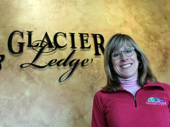 Mary Beth Hill is general manager at Door Artisan Cheese