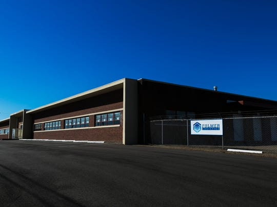 Fulmer Logistics is using old industrial spaces that had been empty in a South Memphis industrial district.
