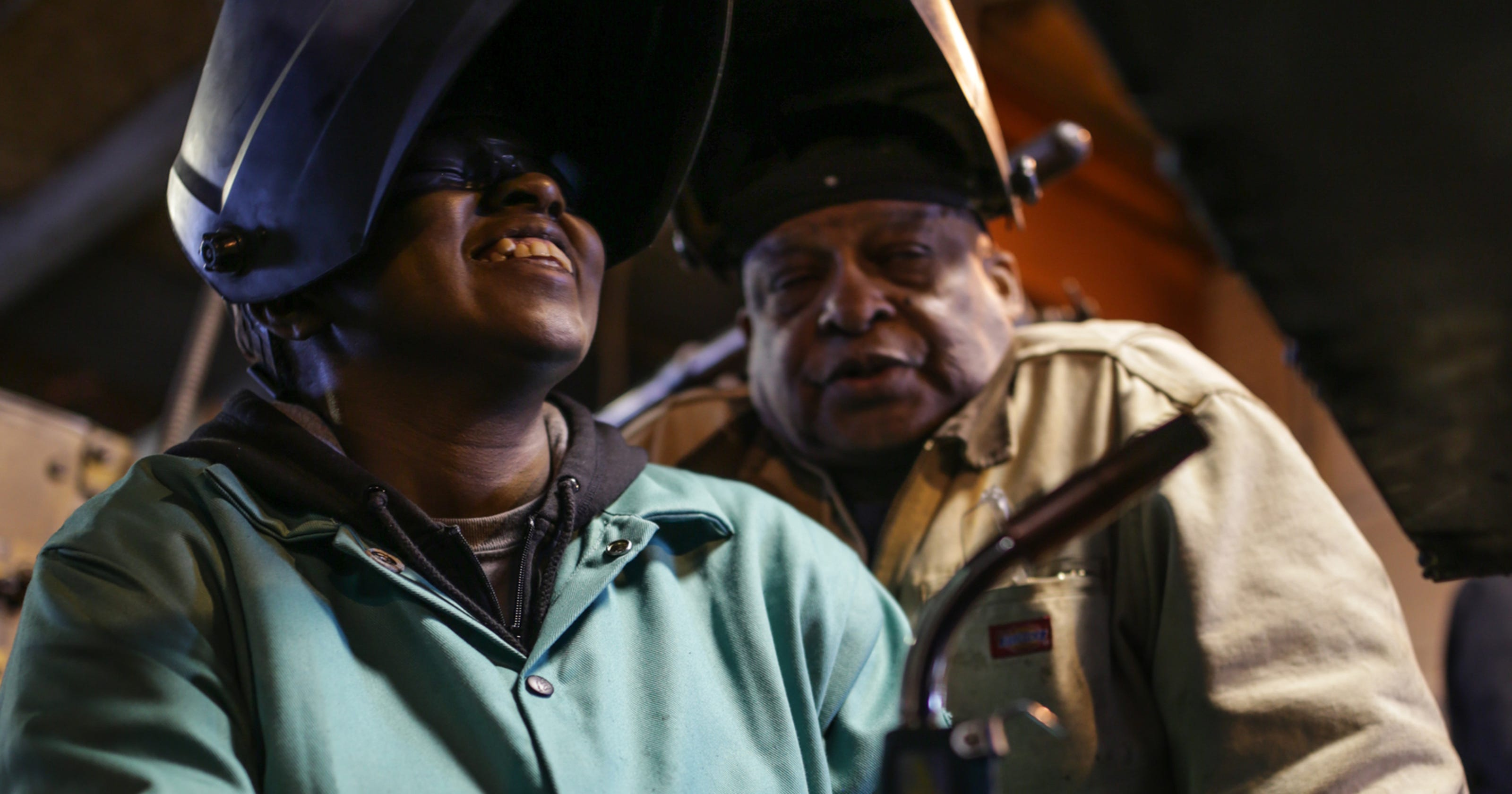 Women Who Weld Male Dominated Skill Aims For Parity