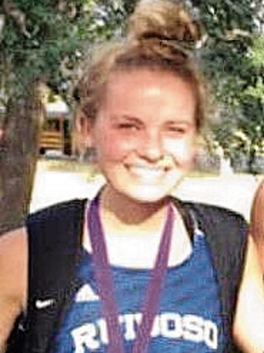 Ruidoso High School's Josey Graham is the student athlete of the week.
