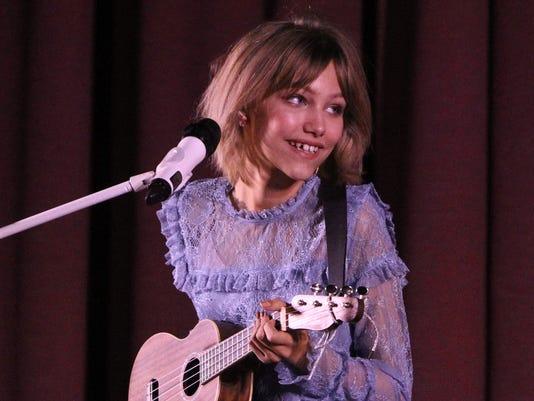 Grace VanderWaal performs in Suffern