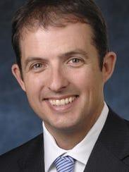 Mayor Shane McFarland