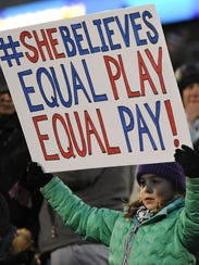 April 12, 2016 is Equal Pay Day.