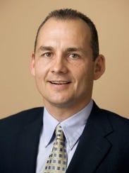 J.D. Collins was named coordinator of basketball officiating