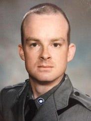 New York State Trooper Christopher Skinner