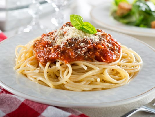 National spaghetti day 2019 where to get deals and freebies friday for Olive garden national pasta day