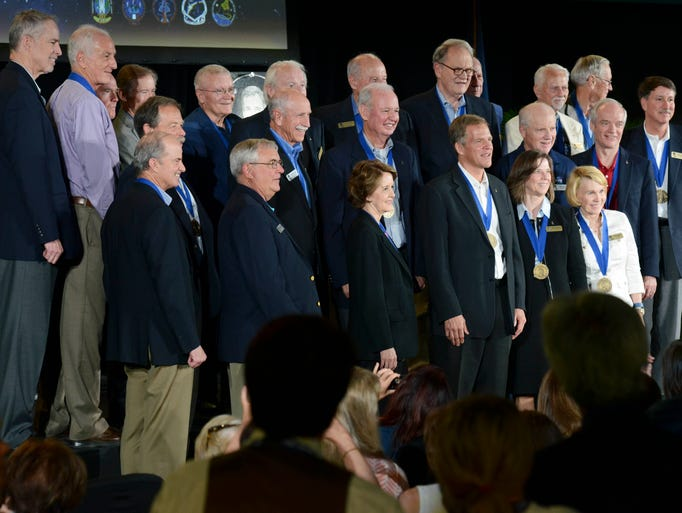 astronaut hall of fame members - photo #3