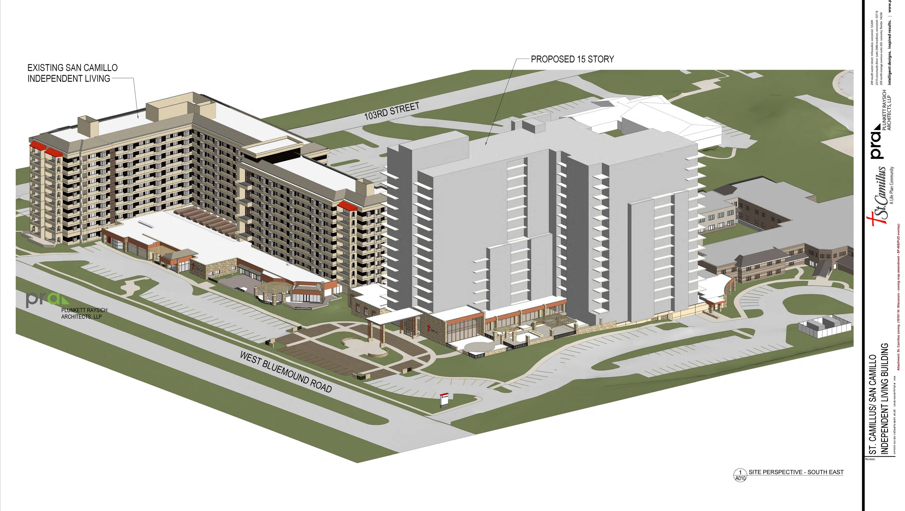 Tosa Common Council approves St. Camillus