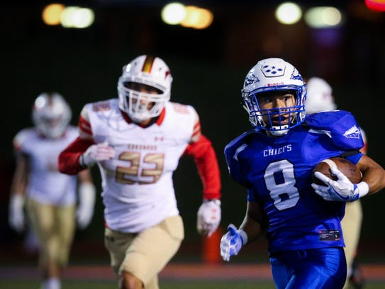 Lake View's Alex Ayala is poised to be one of the top
