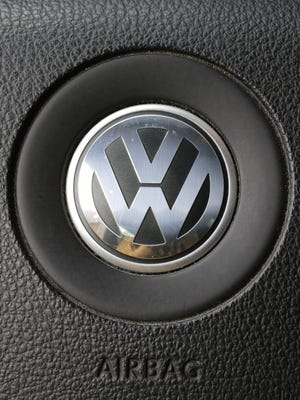The software at the center of Volkswagen's emissions scandal in the U.S. was built into the automaker's cars in Europe as well, though it isn't yet clear if it helped cheat tests as it did in the U.S.