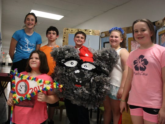 Windsor Middle School had to create classic pieces