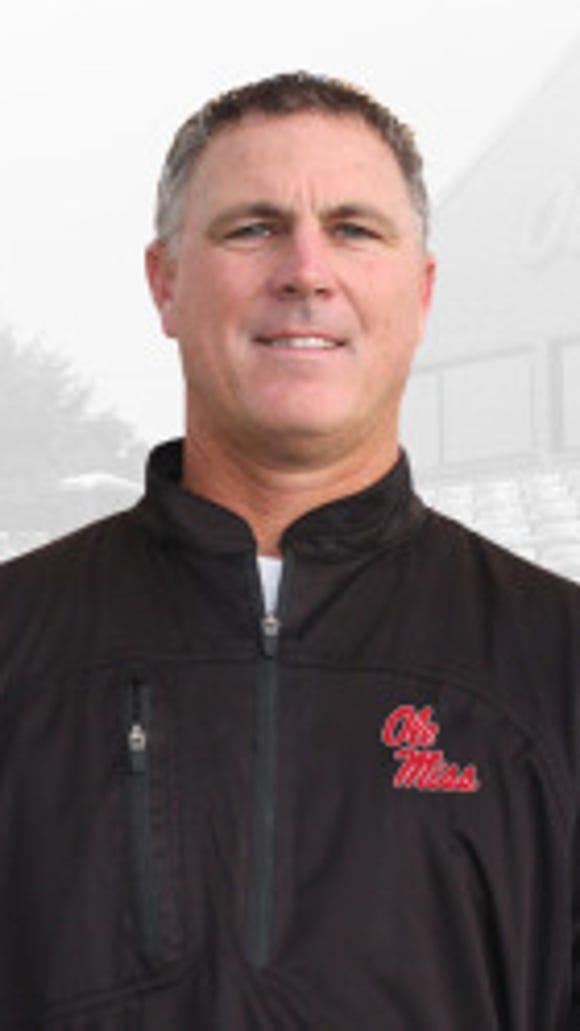 New Ole Miss softball coach Mike Smith