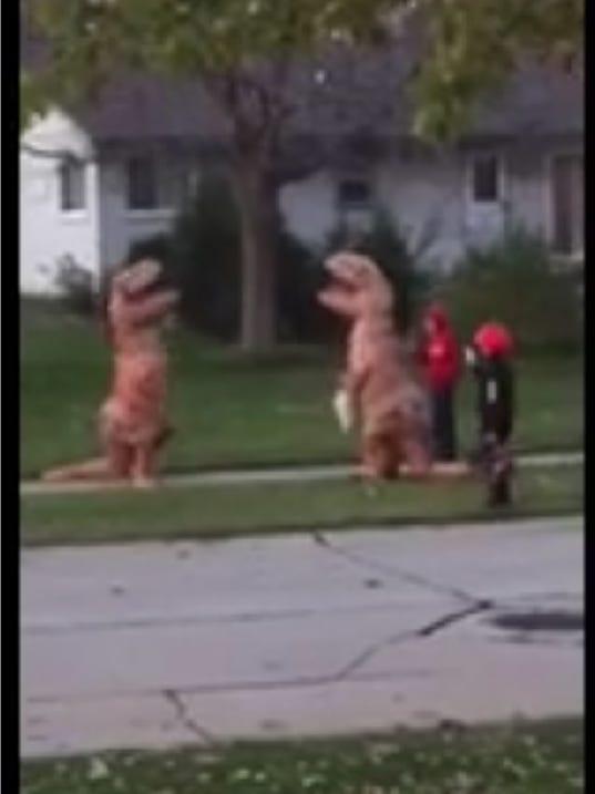 DinosaurFightOC