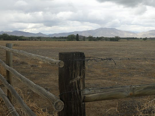 Rangeland is integrated into the new state park.