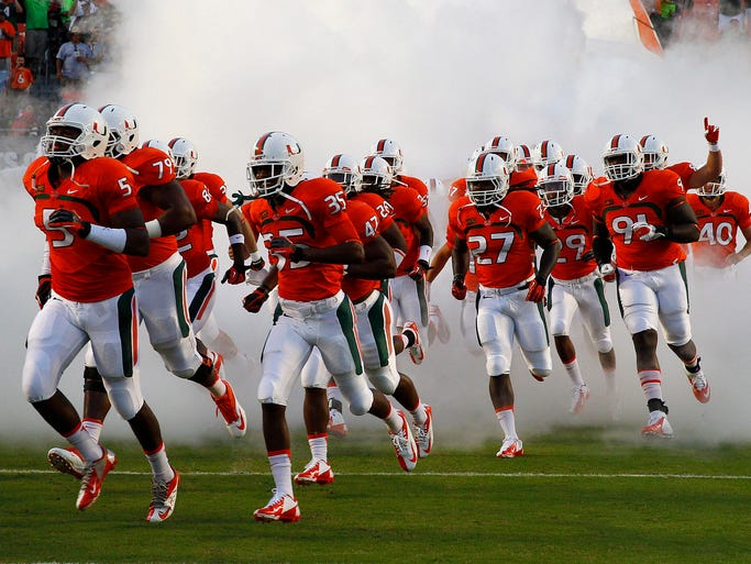 Miami received a reduction of nine football scholarships and self-imposed a two-year postseason ban on the program as part of punishment in the Nevin Shapiro case. Here's a look at other recent major infractions cases and the subsequent penalties.