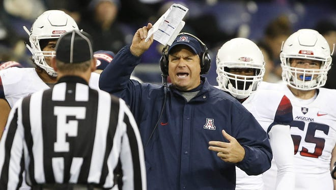 The Arizona Wildcats' New Mexico Bowl appearance is the ultimate convenience unless the Wildcats lose.