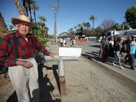 Indio resident Roy Salazar, 100, talks about living