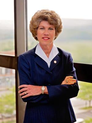 Mayor Kim McMillan