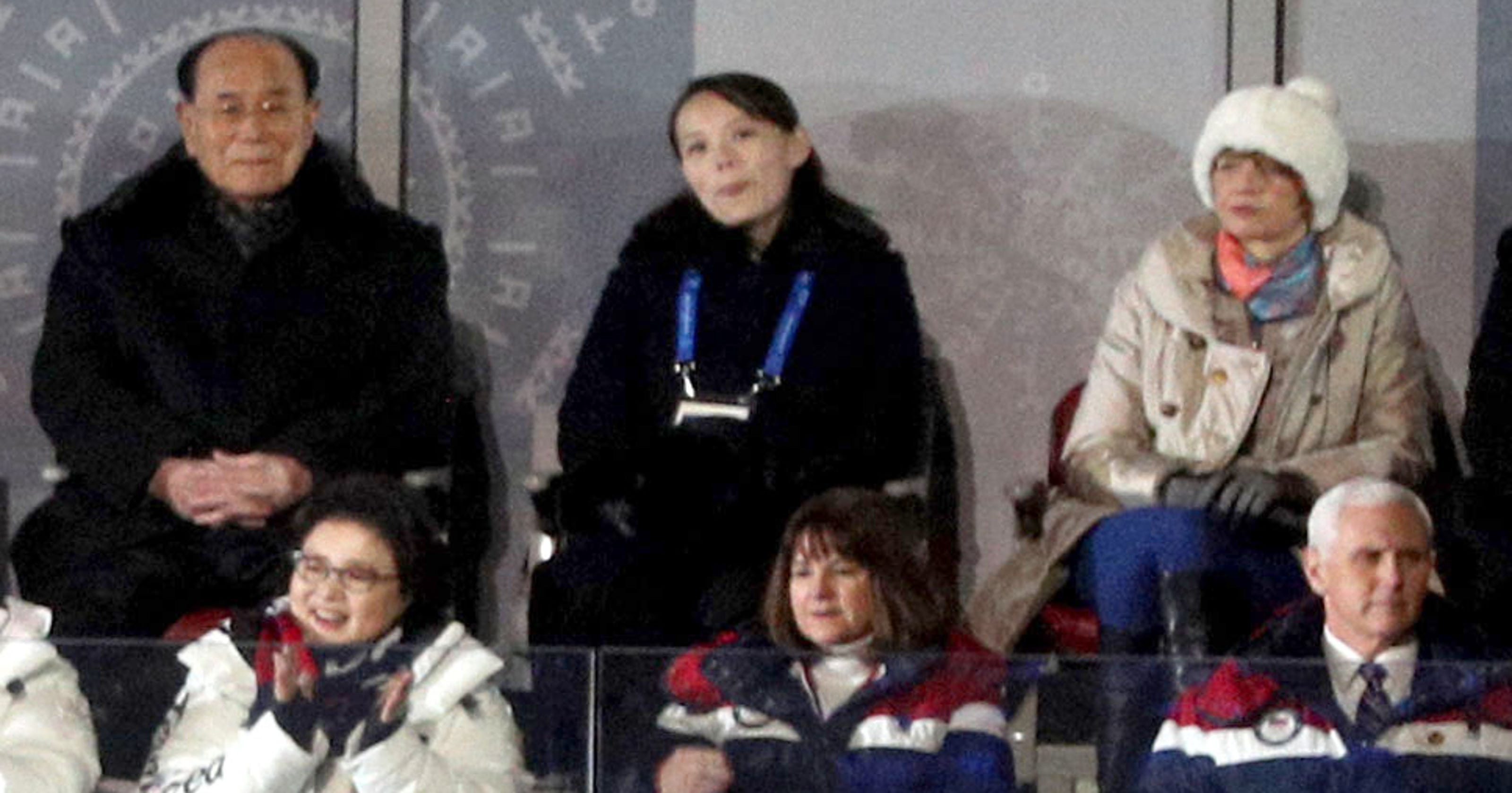 1546ea57ea7 Winter Olympics  Does Kim Jong Un s sister bring hope for future