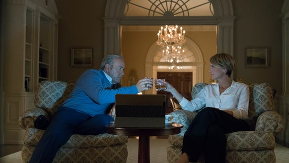 'House of Cards' Season 5 had a hard time keeping up