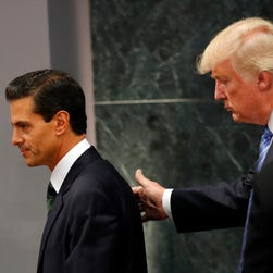 Mexican president's visit to White House is on ice, reportedly because of testy phone call