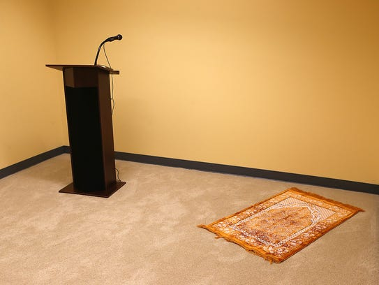 Goodfellow Air Force Base opens a mosque for worship