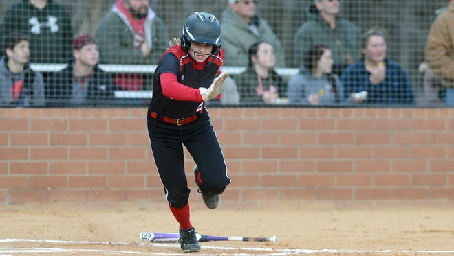 Pisgah's softball team is 9-3 overall and 5-1 in the Western North Carolina Athletic Conference.