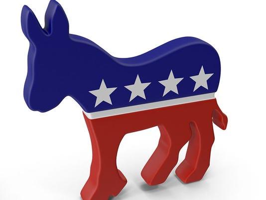 Generic Stock Image - Democrat