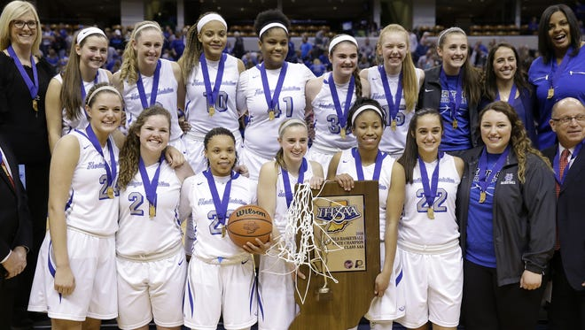 Having just won the City title — again — Heritage Christian will look to repeat as Class 3A state champs, too.