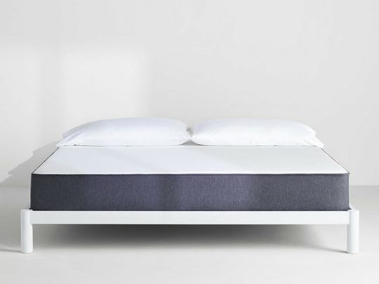 Casper is a popular Internet mattress brand.