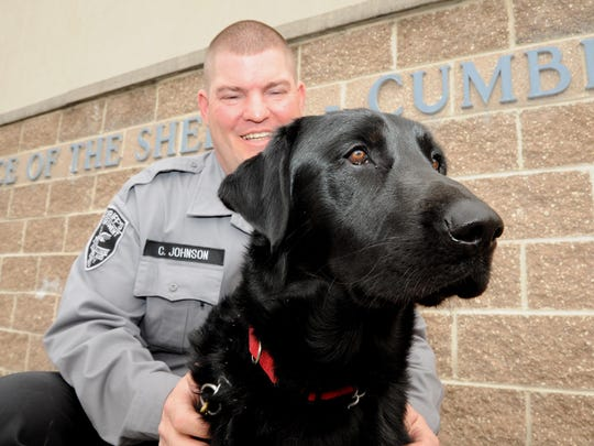 End of watch for Cumberland County Sheriff K9