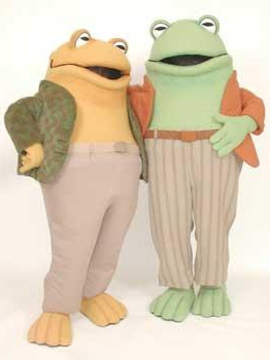 Frog and Toad Press Release Photo