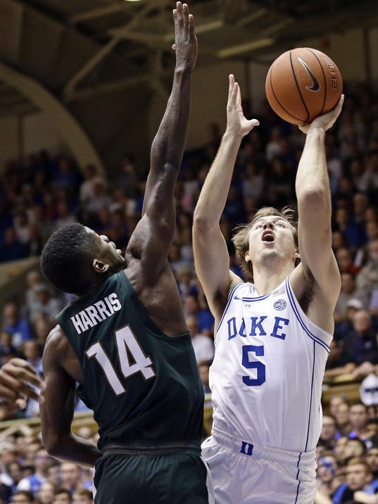 Luke Kennard,Eron Harris