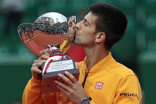 Tennis Channel Court Report: Djokovic claims another title