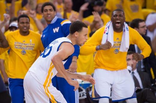 Is the Warriors' 2-0 series lead insurmountable?