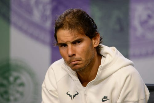 Tennis Channel Court Report: Rafael Nadal goes down